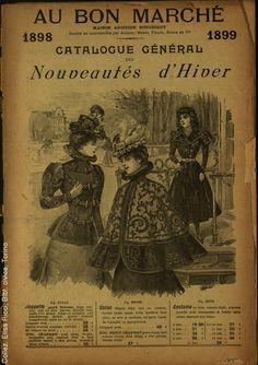 Au Bon Marche 1899/1900 Catalogue