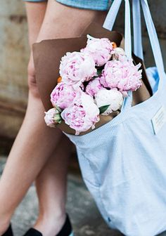 Soft & Pretty Blooms #summer