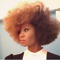 She has gorgeos hair