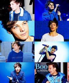 Louis & Blue 6/6
