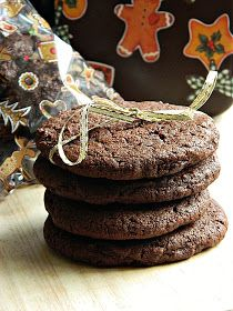 Dr Ola's kitchen: Double Chocolate Cookies.