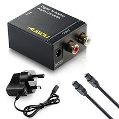 Musou - [Audio DAC, Digital-to-Analog Converter] | SPDIF Optical Coaxial Toslink | To an Analog Stereo Aud No description (Barcode EAN = 0600748791927). http://www.comparestoreprices.co.uk/december-2016-3/musou--[audio-dac-digital-to-analog-converter]-|-spdif-optical-coaxial-toslink-|-to-an-analog-stereo-aud.asp
