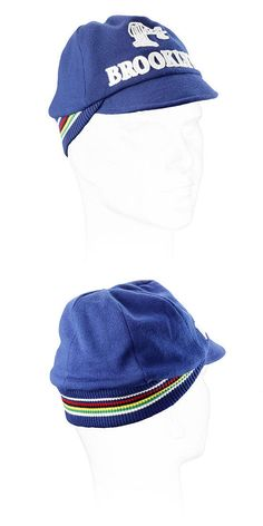 9e6a9a32d67 Other Vintage Cycling 177861  Magliamos Brooklyn Team Winter Cap BUY IT NOW  ONLY   49.0