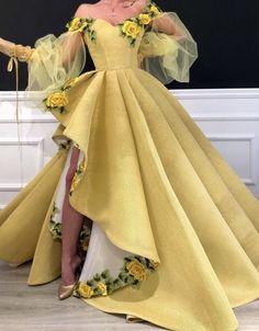 Springrain Womens O Neck Half Sleeve Mesh Sheer Embroidered Floret Two Piece Chiffon Midi Dress