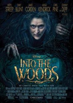Into The Woods, Movie on DVD, Drama Movies, movies coming soon, new coming soon movies