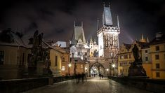 Praga, República Checa, Cidade, Rio