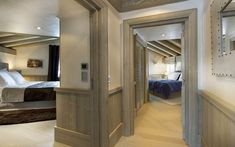Chalet White Pearl is an oasis of cool in Val d'Isère, France. A luxury ski chalet from Firefly Collection.