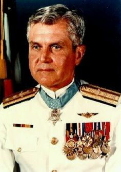VADM James Stockdale=One of the greatest Americans ever !