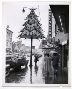Miracle on Hollywood Blvd., ca. 1950