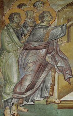 Byzantine Icons, Byzantine Art, Medieval Art, Mosaic Art, Vignettes, Painting, Image, Idea Paint, Art Production