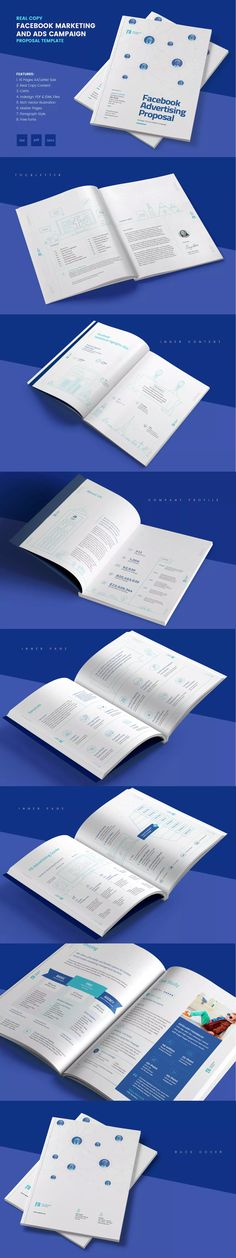 Modern Project Proposal \ Invoice Template InDesign INDD - 12 - project proposal sample