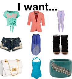 """""""I Want"""" by lexie-is-awesome on Polyvore"""
