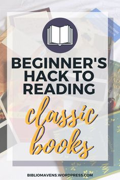 Want to know our quick hack for how to read classic literature? Getting started reading classic books can be hard. We've read lots of classics from Austen, to Dickens, to Shakespeare, to the Brontes, to everyone in between. We have one quick tip to help you get started reading and loving classic books of all kinds. Check out our blog to figure out what our tip is! Literature Books, Classic Literature, Classic Books, Books Everyone Should Read, Best Books To Read, Good Books, Book Suggestions, Book Recommendations, Reading Facts