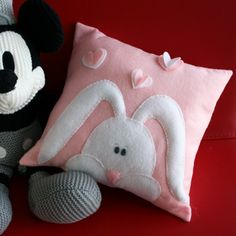 valentine pillow pattern
