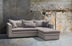 ΚΑΝΑΠΕΣ ΓΩΝΙΑΚΟΣ - eurosofa.gr Decor, Furniture, Home, Sofa, Sectional Couch