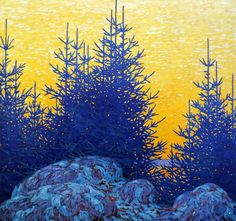 Items similar to Stitching SALE Sunset Fir Trees Canadian Landscape by Lawren Harris Counted Cross Stitch Pattern on Etsy Canadian Painters, Canadian Art, Order Of Canada, Tom Thomson, Group Of Seven, Cross Stitch Pictures, National Art, Fir Tree, Counted Cross Stitch Patterns