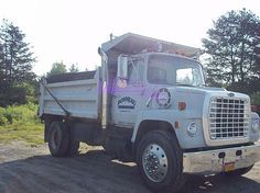 1984 Ford Dump Truck For Sale in Gloversville, NY Big Ford Trucks, Tow Truck, Dump Trucks For Sale, Wanted Ads, Heavy Duty Trucks, Used Cars, Old School, Retro Vintage, Goodies