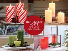 #PartyLite #candles