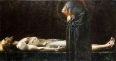 Franz von Stuck,Pieta