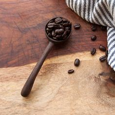 Hand Carved Walnut Spoon Handmade Spoon by PennAndKnife on Etsy
