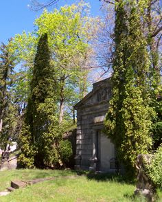Taken in Mount Hope Cemetery in Rochester, NY May 2012