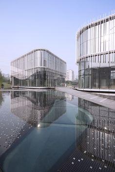 Palm Island / Hassell /Chongqing, China