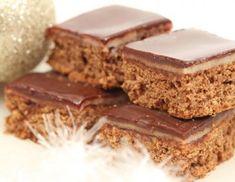 Recept za čokoladno pecivo z medom in marcipanom Christmas Kitchen, Cakes And More, Winter Time, Tiramisu, Nom Nom, Cake Recipes, Food And Drink, Baking, Eat