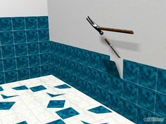 How to Remove Wall Tiles (with Pictures) - wikiHow