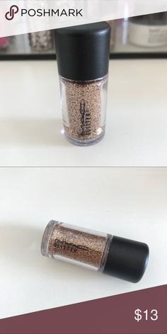 MAC pigment in gold New. Never used MAC Cosmetics Makeup Eyeshadow