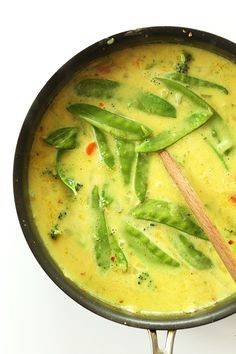 Easy Veggie Coconut Curry