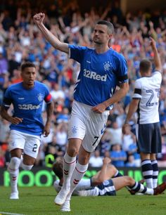 Jamie Murphy. Jamie Murphy, Rangers Fc, Glasgow, My Photos, Running, Sports, Men, Hs Sports, Keep Running