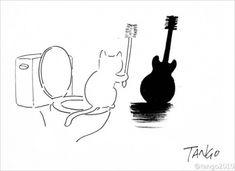 Funny drawings, comics, illustrations by Shanghai Tango - 4