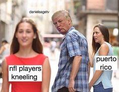 Exactly. #worstpresidentever #trumpsucks #fuckthegop #puertorico #antitrump #corrupt #theresistance #bestoftheday #memestagram #impeachtrump #instadaily #trump #nationalembarrassment #crookedrepublicans #trumptrash #johnkelly #fbi #followtrain #treason #memes #savageaf #racist #f4follow #gopsucks #dirtydonisacrook #fucktrump #trumptards #russiagate✊️✊️✊️