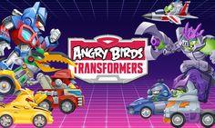 Angry Birds Transformer