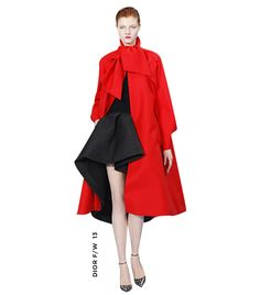 red riding hood :: Fall 2013 collection by #Dior