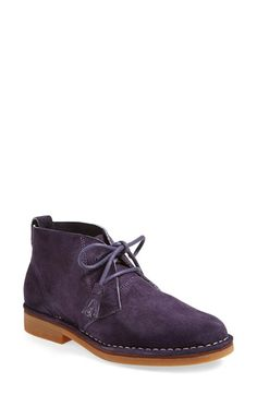 Hush Puppies® 'Cyra Catelyn' Chukka Bootie (Women) available  at #Nordstrom These will be mine soon!!