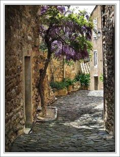 Minerve, France - I just wanna lose myself & rediscover me in an exotic place ~*~moonmistgirl~*~ Places Around The World, Oh The Places You'll Go, Places To Travel, Around The Worlds, Travel Destinations, Beautiful Vacation Spots, Beautiful Places, Vacation Trips, Dream Vacations