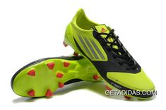 665ef9a77 Dropshipping Supported International Brand Adidas F50 2012 Adizero MiCoach  FG SlimeMetallicSilverBlack Best Unique Designing TopDeals