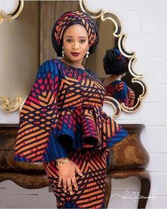 Hello, There are some ankara gowns that you would like just when you see them. These ankara styles are so lovely and good. They are so beautiful and outstanding. Checkout these outstanding ankara gown styles below and enjoy your day. African Fashion Ankara, Latest African Fashion Dresses, African Print Fashion, Africa Fashion, African Prints, Ankara Gown Styles, Ankara Gowns, African Attire, African Wear