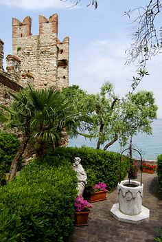 Weekend Getaways: Sirmione. A journey through Sirmione, medieval castles, ancient olive groves and cobbled lanes.