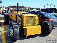Rat Rod Cars, Hot Rod Trucks, Big Rig Trucks, Rat Rods, Weird Cars, Cool Cars, Diesel Rat Rod, Caterpillar Equipment, Cool Picks