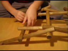 **Great video Leonardo Da Vinci's inventions simple models--try to build some!