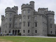 Cluny Castle, Aberdeen, Scotland