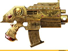 Gilded Bolter, Space Marines