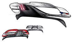 Gashetka   Transportation Design   2016   Citroen C3 WRX   Design by Vladimir Schitt...