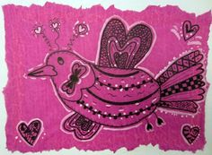 "From exhibit ""Valentine Birds""  by Quincy67"
