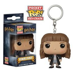 Harry Potter: Hermione Grainger Pocket Pop keychain by Funko