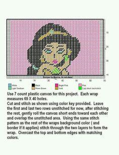 WRAP * DISNEY PRINCESS JASMINE by DESIGNS BY @NDREA