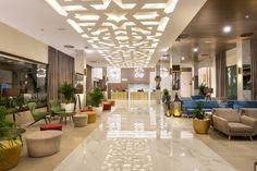 Riu Palace Boavista Lobby #ItsRIUTimeCapeVerde Cape Verde, Hotels And Resorts, Cabo, Palace, Conference Room, Holiday, Furniture, Home Decor, Boa Vista