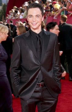 Jim Parsons - Yes, I know he's gay.  But I don't care!